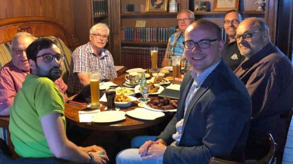 Treffen des AK Dümmerland