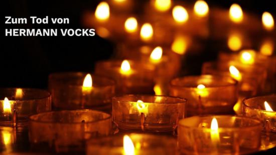 Das Foto zeigt viele Kerzen