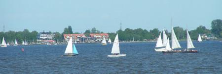 Lembruch Segelschiffe
